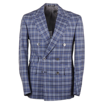 Orazio Luciano Lightweight Wool-Silk Sport Coat