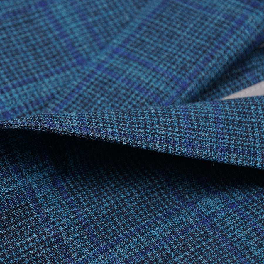 Belvest Soft-Constructed Wool and Silk Suit - Top Shelf Apparel