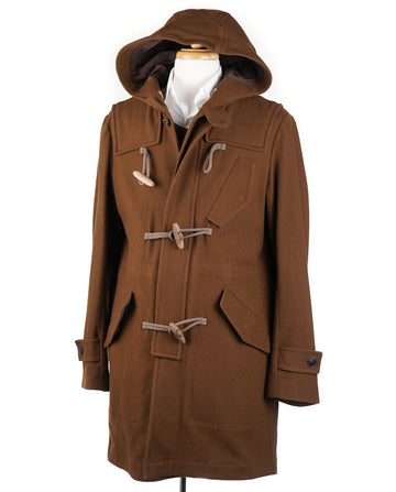 Boglioli Wool Toggle-Front Parka - Top Shelf Apparel