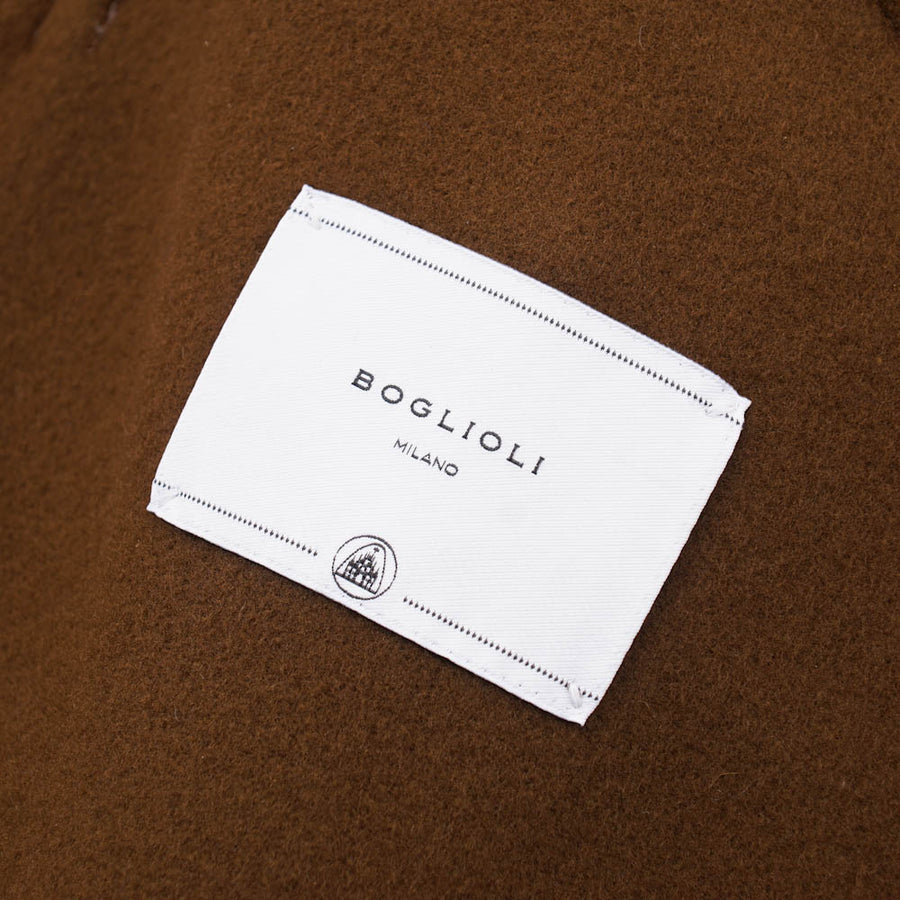 Boglioli Wool Toggle-Front Parka