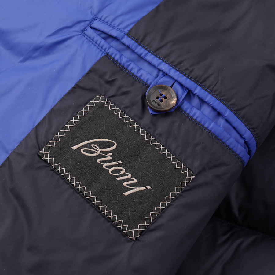 Brioni Lightweight Water-Repellent Down Jacket