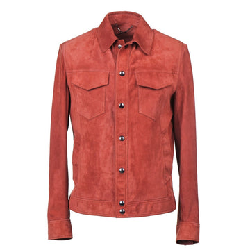 Cesare Attolini Washed Nappa Suede Jacket - Top Shelf Apparel