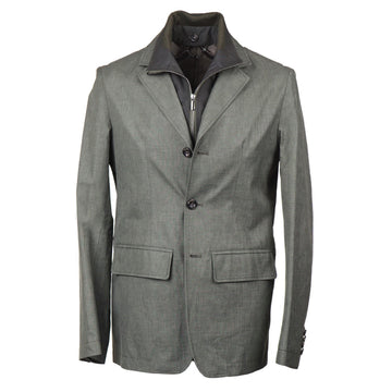 Cesare Attolini Storm System Blazer with Gilet - Top Shelf Apparel