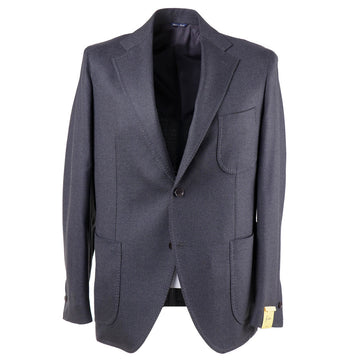 G.Abo Napoli Wool-Cashmere Sport Coat - Top Shelf Apparel