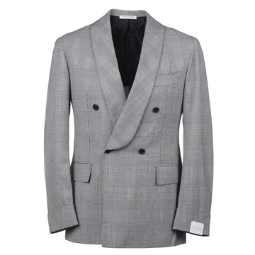 Orazio Luciano Prince-of-Wales Wool Suit - Top Shelf Apparel