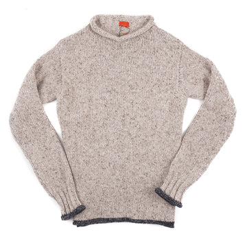 Isaia Plush Knit Cashmere Sweater - Top Shelf Apparel