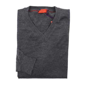 Isaia Slim-Fit Superfine Cashmere and Silk Sweater - Top Shelf Apparel
