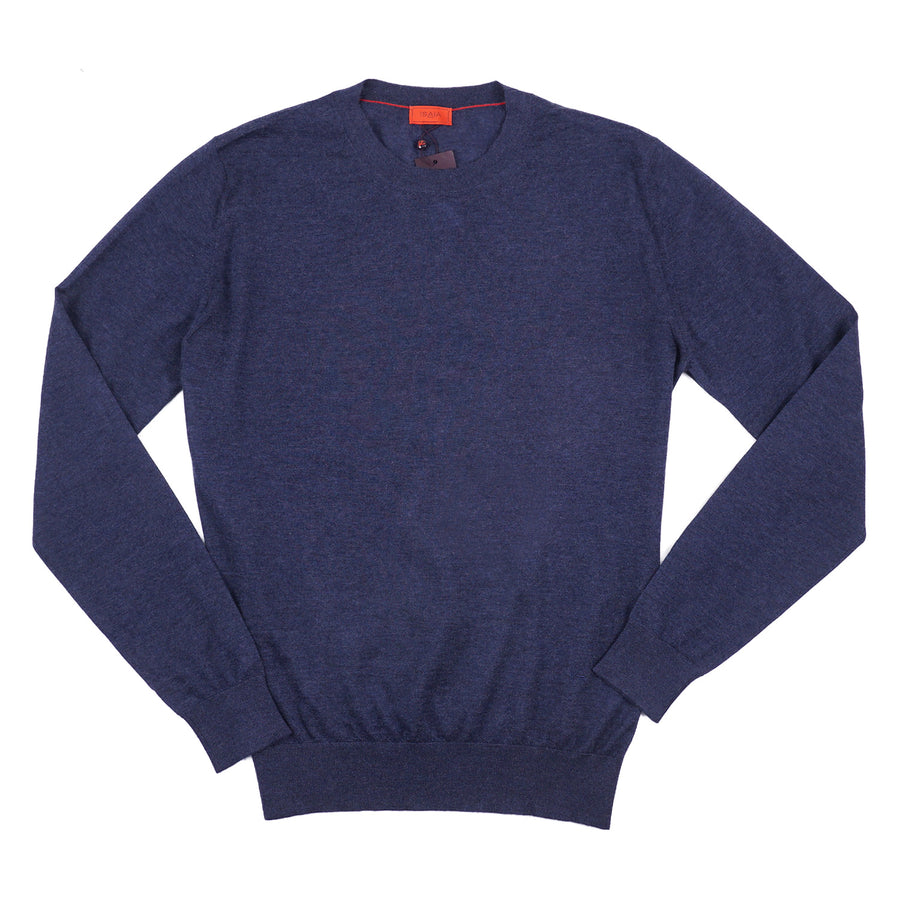 Isaia Slim-Fit 'Extralight Cashmere' Sweater - Top Shelf Apparel
