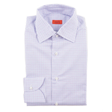 Isaia Modern 'Mix Fit' Cotton Dress Shirt