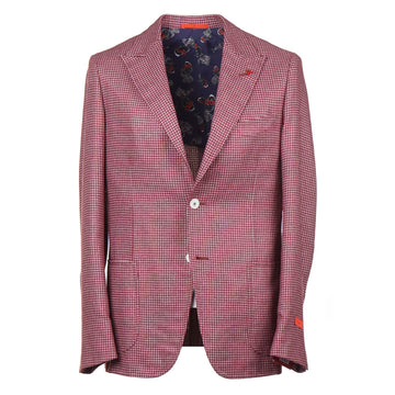 Isaia Slim-Fit 'Corallino' Sport Coat