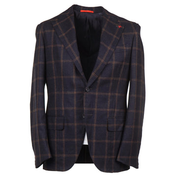 Isaia 'Marechiaro' Soft Flannel Wool Suit