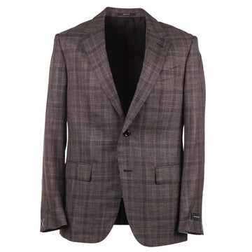 Ermenegildo Zegna Silk-Cashmere-Linen Sport Coat - Top Shelf Apparel