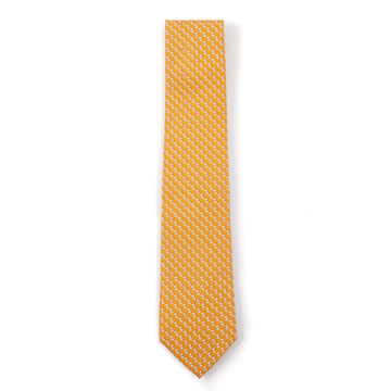 Salvatore Ferragamo Duckling Print Tie - Top Shelf Apparel