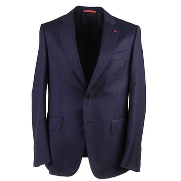 Isaia Micro Patterned Wool Sport Coat