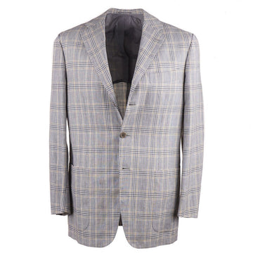 Kiton Cashmere and Hemp Sport Coat