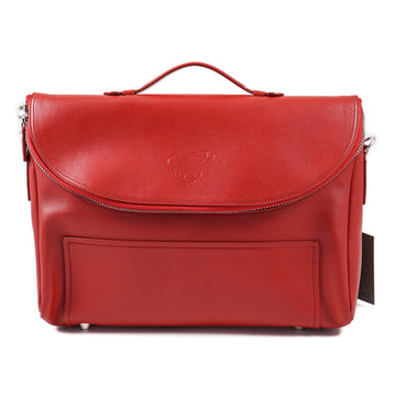 Canali Soft Calf Leather 24-Hour Bag - Top Shelf Apparel