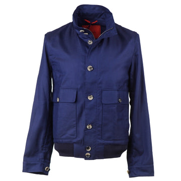 Isaia Techno Cashmere Bomber Jacket - Top Shelf Apparel
