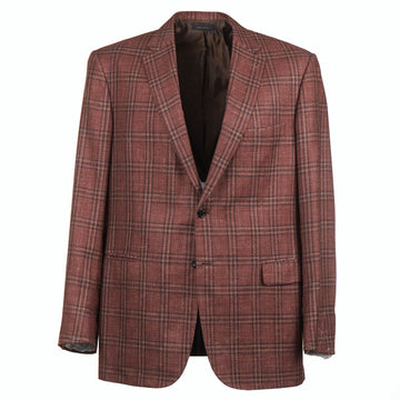 Brioni Wool-Cashmere-Silk-Linen Sport Coat - Top Shelf Apparel