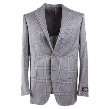 Belvest Layered Check Wool Sport Coat - Top Shelf Apparel