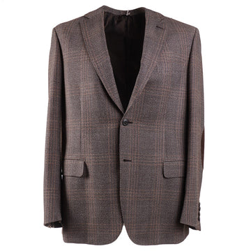 Brioni Sport Coat with Suede Elbow Patches - Top Shelf Apparel