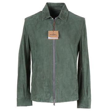 Barba Napoli Soft Lambskin Suede Jacket - Top Shelf Apparel