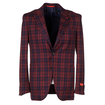 Isaia Super 140s Wool Sport Coat - Top Shelf Apparel