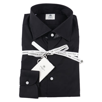 Luigi Borrelli Slim-Fit Poplin Cotton Shirt - Top Shelf Apparel