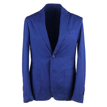 Roda Dot Print Cotton Sport Coat