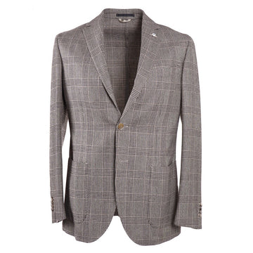 Luigi Bianchi Unlined Wool and Silk Sport Coat