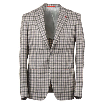 Isaia Slim-Fit Cashmere-Mohair-Silk Sport Coat - Top Shelf Apparel