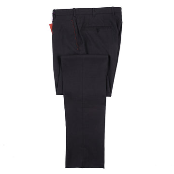 Isaia Slim-Fit Aquaspider 160s Wool Pants