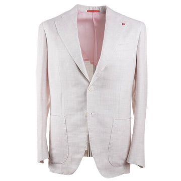 Isaia Boucle Cashmere-Silk Sport Coat - Top Shelf Apparel