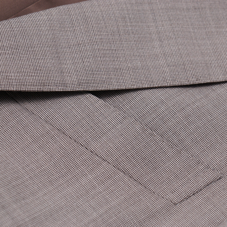 Ermenegildo Zegna Trofeo 600 Wool and Silk Suit