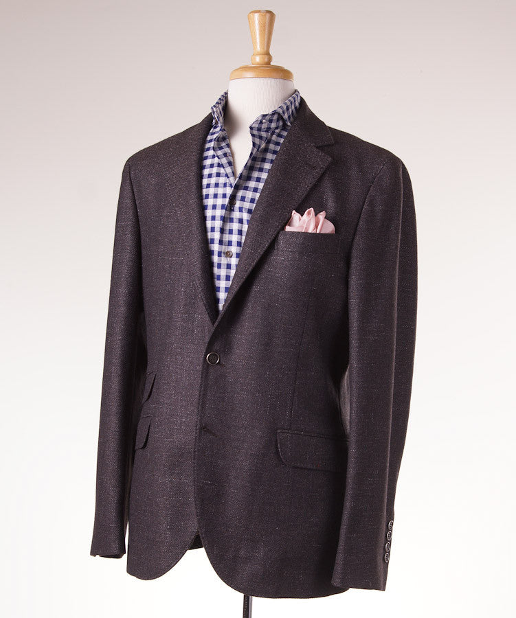 Brunello Cucinelli Woven Melange Sport Coat - Top Shelf Apparel