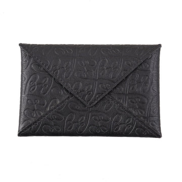 Brioni Card Holder Wallet with Monogram Design