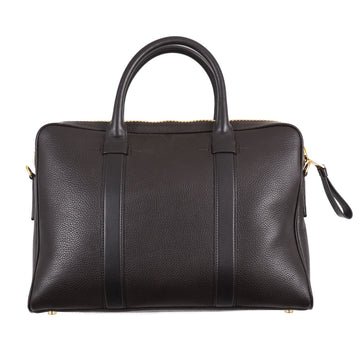 Tom Ford 'Buckley' Briefcase in Brown Leather