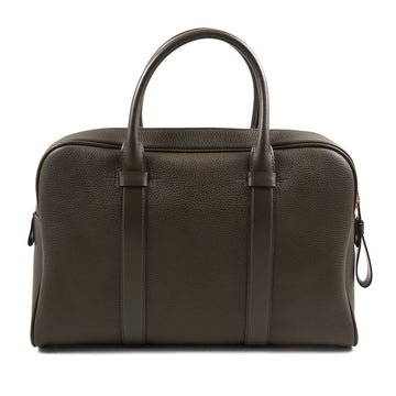 Tom Ford 'Buckley' Briefcase in Dark Green