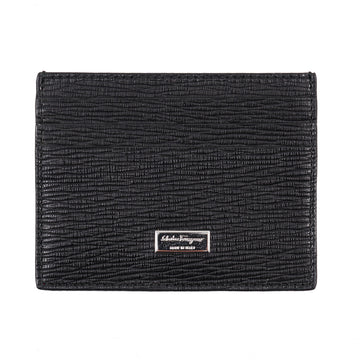 Ferragamo Double-Sided Card Holder Wallet