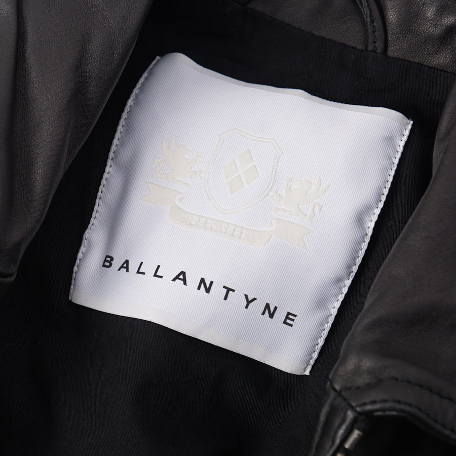 Ballantyne Horsehide Leather Field Jacket - Top Shelf Apparel