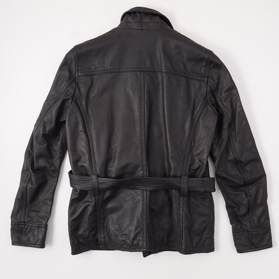 Ballantyne Horsehide Leather Field Jacket