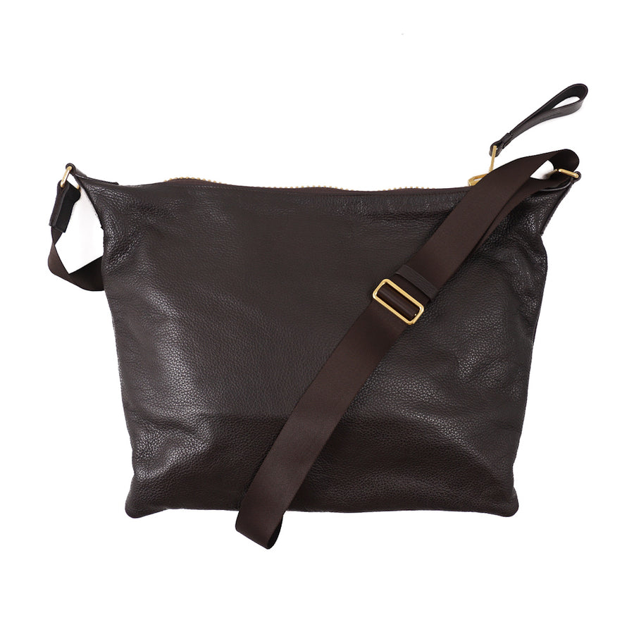 Tom Ford 'Buckley Trapeze' Shoulder Bag in Brown