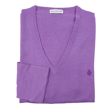 Ballantyne Superfine Merino Wool Sweater