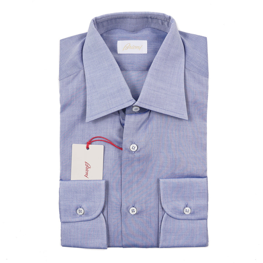 Brioni Superfine Cotton Dress Shirt