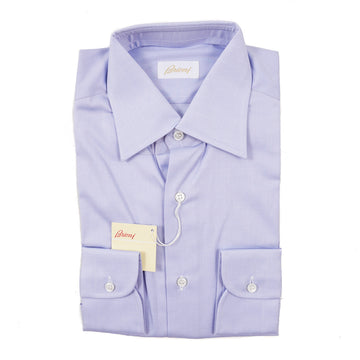 Brioni Superfine Cotton Dress Shirt - Top Shelf Apparel