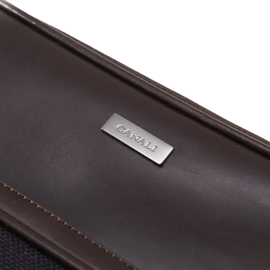 Canali Carry-On Roller Suitcase - Top Shelf Apparel