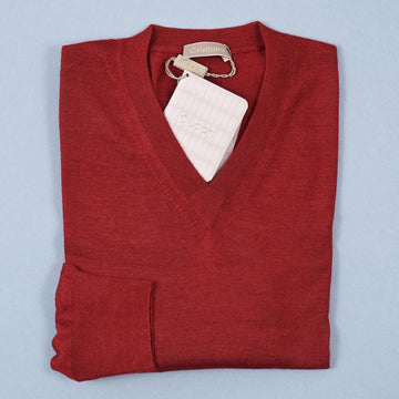 Cruciani Lightweight Cashmere and Silk Sweater