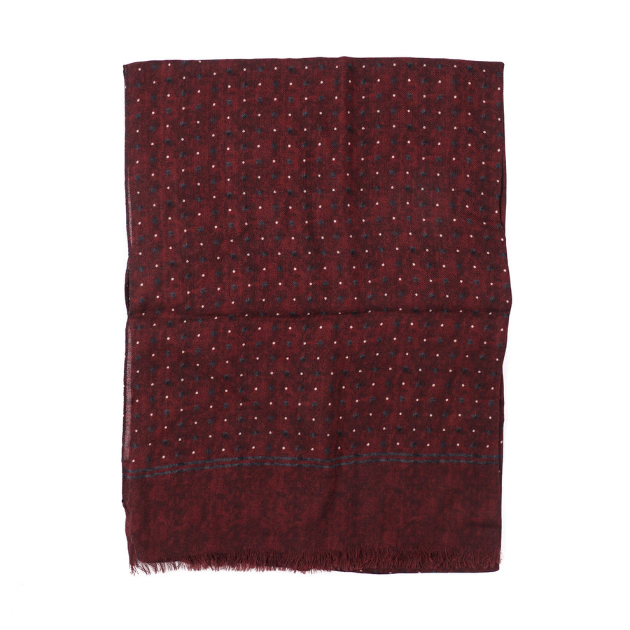 Isaia Lightweight Cashmere and Wool Scarf - Top Shelf Apparel