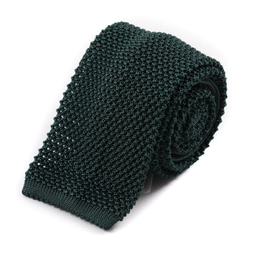 Luciano Barbera Knit Silk Tie