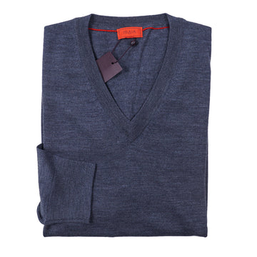 Isaia Superfine Merino Wool Sweater