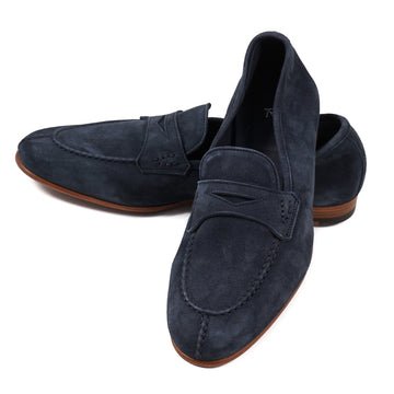 Isaia Lightweight Nappa Suede Loafer - Top Shelf Apparel